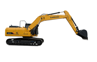 柳工CLG921E挖掘机