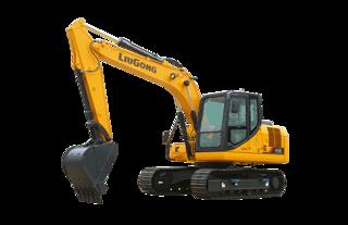 柳工CLG913E挖掘机
