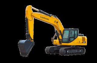 liugongCLG920E挖掘机