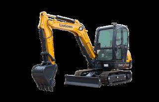柳工CLG9045E挖掘机
