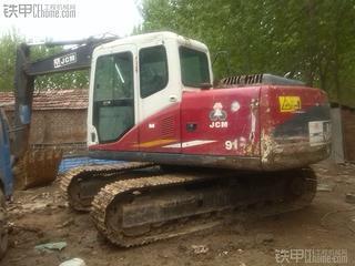 山東眾友 913C 挖掘機圖片