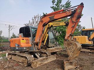 斗山DX60-CN10挖掘机