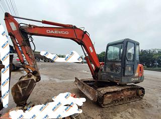 大宇 DH55-V 挖掘機圖片