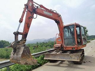 斗山DH80G-CN10挖掘机