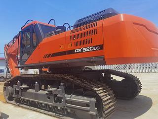 陆弘机械DH520LC挖掘机