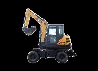三一重工SY65W Pro挖掘机