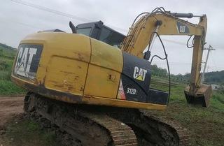 卡特彼勒312D2L液压挖掘机