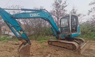 中國北車 DBC60D-8 挖掘機圖片