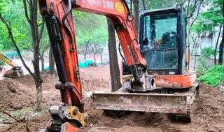 久保田KX155-3挖掘机