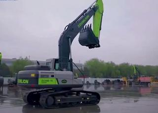 中联重科ZE200E-10挖掘机