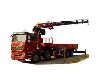 三一重工SPK61502起重机