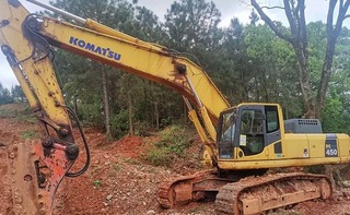 小松PC400LC-7挖掘机