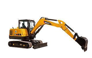 三一重工 SY55C Pro 挖掘机