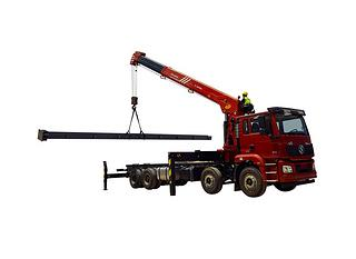 三一重工SPS40000起重机