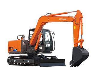 日立ZX75-5A挖掘机