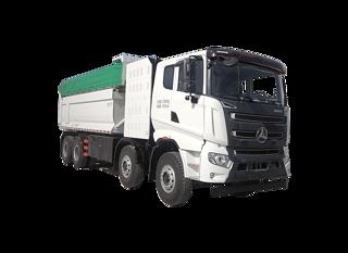 三一重工SYM3311ZZX1FCEV(420氢燃料)工程自卸车