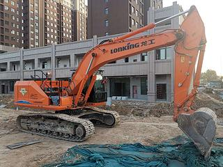 龙工LG6245F挖掘机