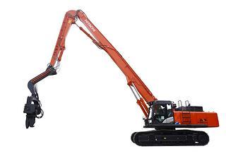 日立 ZX490LCH-5A 打樁機圖片