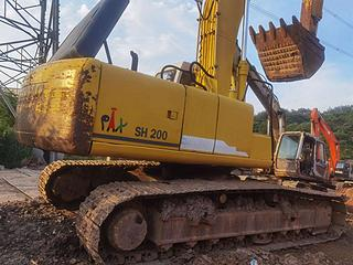 住友SH200LC挖掘机