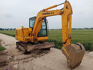 龍工 CDM6060 挖掘機圖片