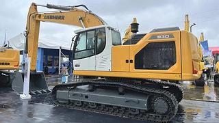 利勃海尔 R930 挖掘机