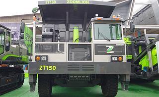 中联重科ZT150非公路自卸车