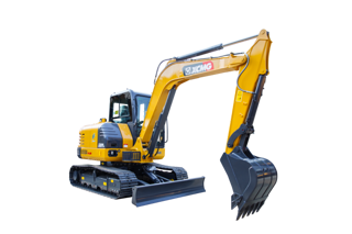 徐工XE55DA PLUS挖掘机