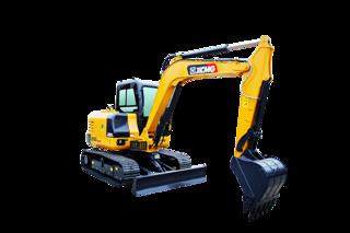 徐工XE60DA PLUS挖掘机