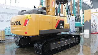 雷沃重工FR245E2挖掘机