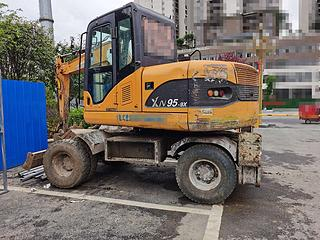犀牛重工XN85-9X挖掘机
