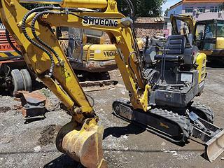 沭工 SG8020 挖掘机