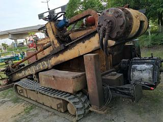 钻通 ZT-25 非开挖铺管钻机