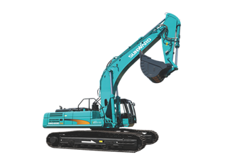 山河智能SWE400E-3H挖掘机