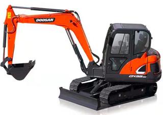 斗山DX55-9CN ACE挖掘机