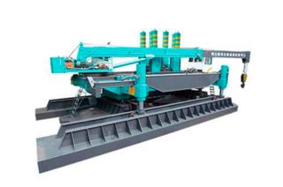 山河智能 ZYJ1260B-3 压桩机