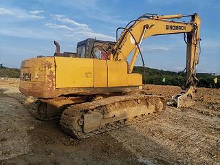 国机重工 ZG3225-9C 挖掘机