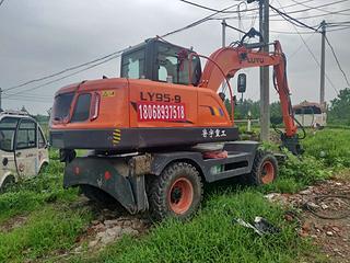 luyujixieLY95-9挖掘机