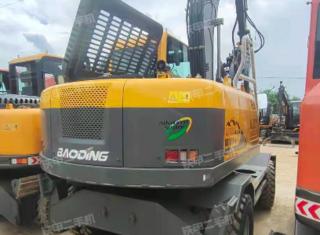 宝鼎机械 BD105W-8D 挖掘机