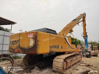 加藤 HD1430-LC 挖掘机