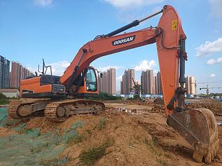 斗山DX215-9CN ACE挖掘机