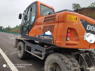 斗山DX150W-9CN挖掘机