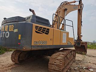 加藤 HD1430-7 挖掘机