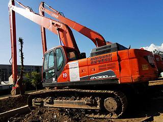 斗山DX300-9C-0EM挖掘机