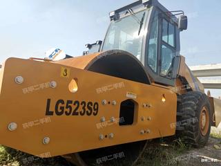 龍工LG523S9壓路機