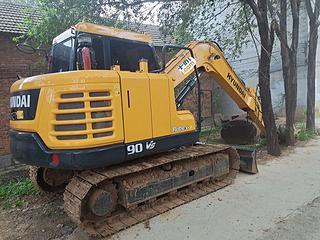 现代R75BVSN挖掘机
