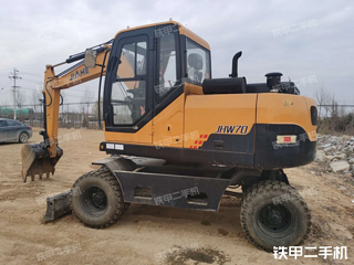嘉和重工JHW70B-1挖掘機