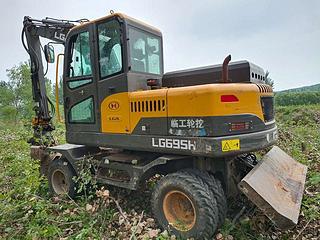 山东宝格 LG695H 挖掘机