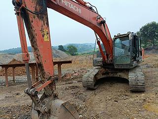 日立 ZX200LC-5B 挖掘机