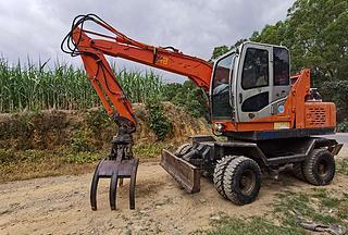 奧邦AB100S挖掘機