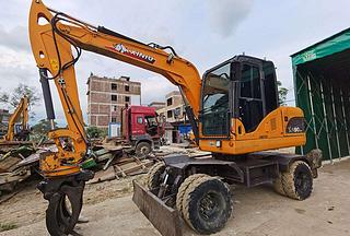 犀牛重工XN90-9Y挖掘機